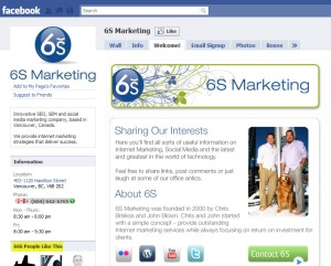6s social media marketing image