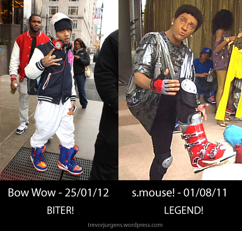 s.mouse vs. Bow Wow, hbo, angry boys