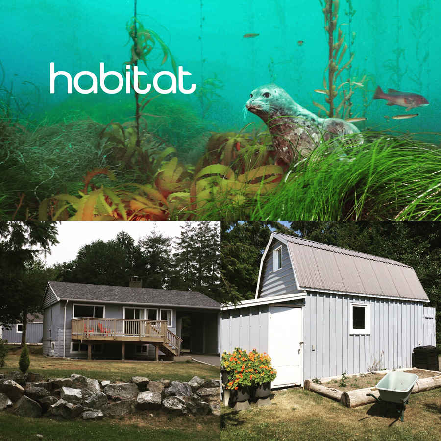 Habitat Accomodations Ucluelet / Tofino